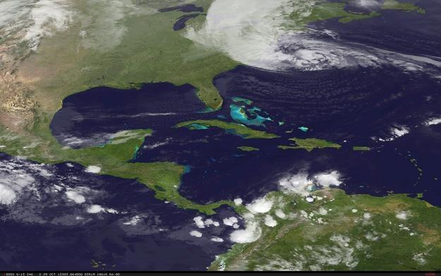 Huragan Sandy /PAP/EPA