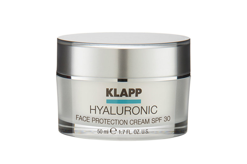 Hyaluronic Face Protection Cream /materiały prasowe