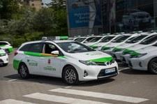 Hybrydowe Toyoty jako taksówki