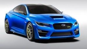 Hybrydowy koncept Subaru