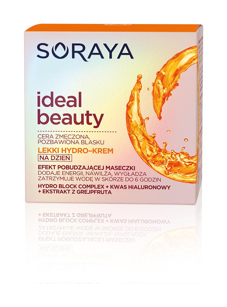 Hydro-krem Soraya /materiały prasowe