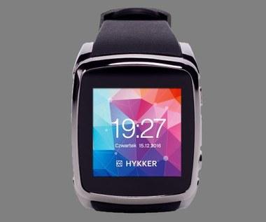 Hykker Smartwatch Chrono 2 - inteligentny zegarek z Biedronki