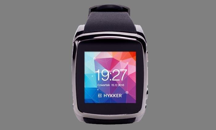 Hykker Smartwatch Chrono 2 /materiały prasowe