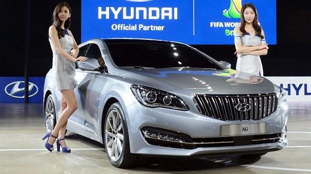Hyundai AG - przyciemnione szyby nie pozwoliły zobaczyć, jak wygląda kabina /Hyundai
