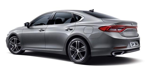 Hyundai Azera /Hyundai