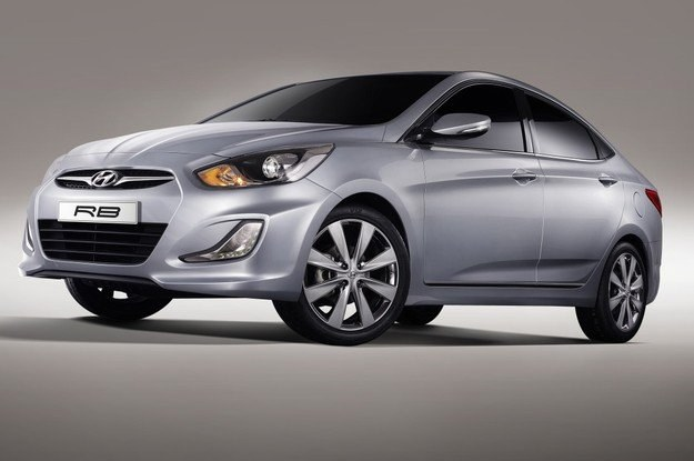 Hyundai concept RB /