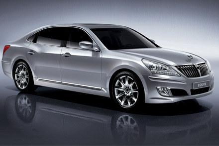Hyundai EQUUS /