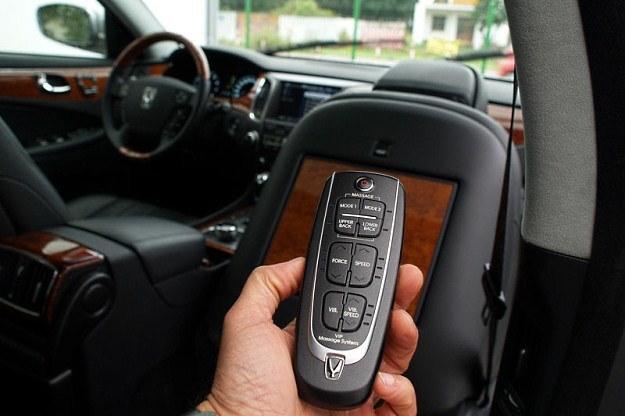 Hyundai equus /INTERIA.PL