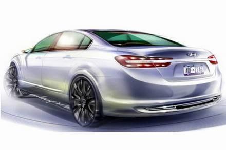Hyundai genesis / Kliknij /INTERIA.PL