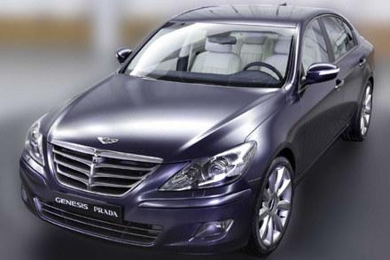 Hyundai Genesis Prada /