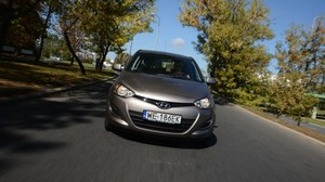 Hyundai i20 1.2 Comfort - test