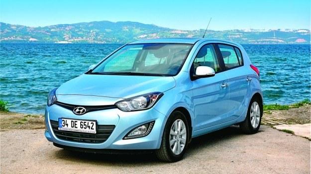 Hyundai i20 debiutował w 2009 roku, jako następca modelu Getz. /Motor