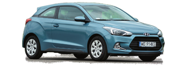 Hyundai i20 II /Motor