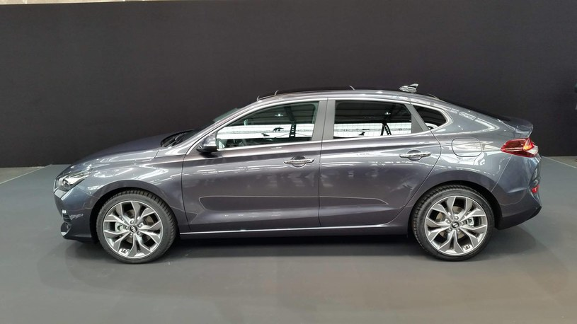 Hyundai i30 fastback /INTERIA.PL