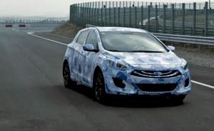 Hyundai i30 N brzmi soczyście