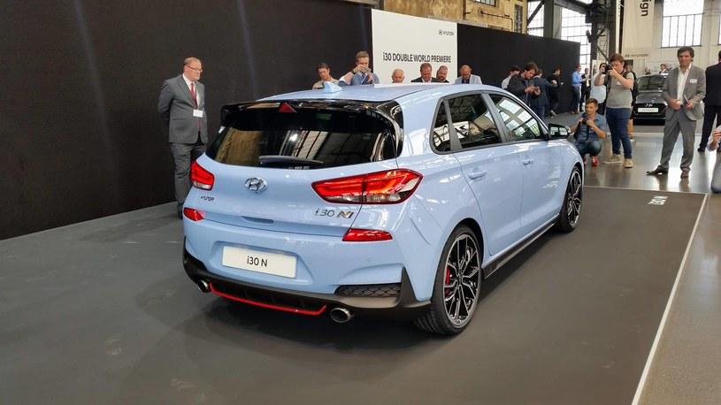 Hyundai i30 N /INTERIA.PL