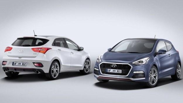 Hyundai i30 po liftingu (2015) /Hyundai