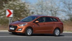 Hyundai i30 Wagon - rozsądna propozycja dla rodziny