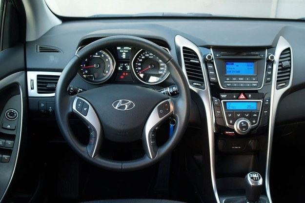 Hyundai i30 Wagon /INTERIA.PL