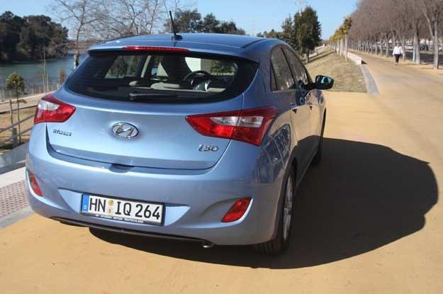 Hyundai i30 /INTERIA.PL