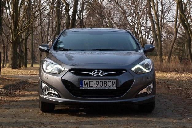 Hyundai i40 /INTERIA.PL