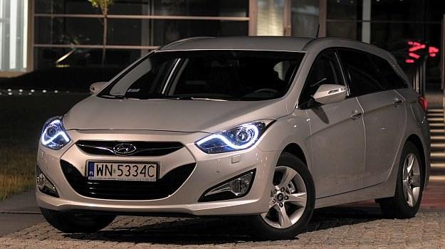 Hyundai i40 /Motor