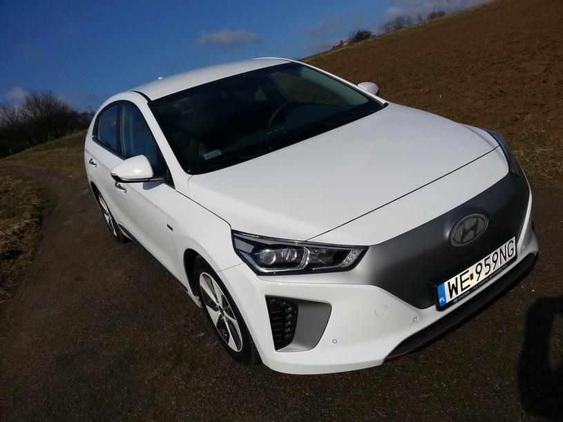 Hyundai IONIQ Electric /INTERIA.PL