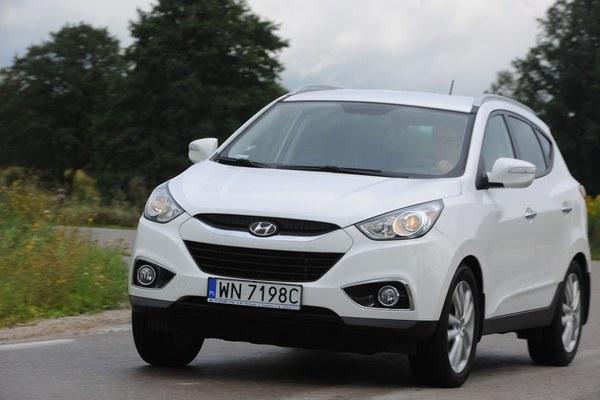 Hyundai ix35 (2010-2016)