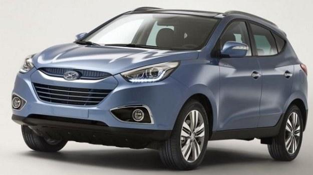 Hyundai ix35 po faceliftingu (2013) /Hyundai