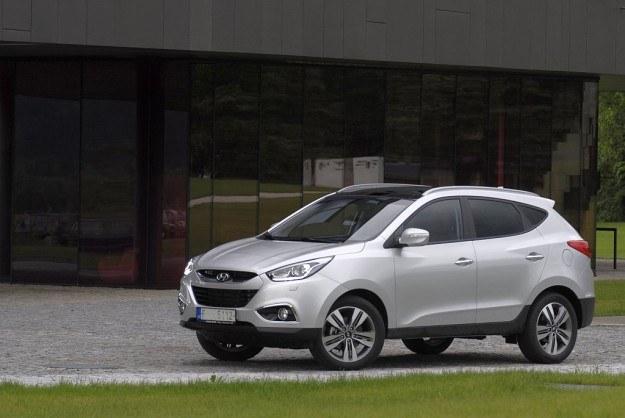 Hyundai ix35 po liftingu /