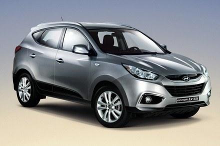 Hyundai ix35 /INTERIA.PL