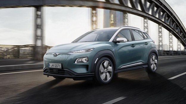 Hyundai Kona electric /Hyundai