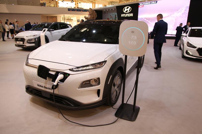 Hyundai Kona Electric /INTERIA.PL