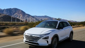 Hyundai Nexo - wodorowa nowość