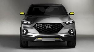 Hyundai Santa Cruz. Taki będzie koreański pickup?