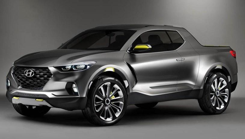Hyundai Santa Cruz /