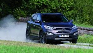 Hyundai Santa Fe - pierwsza jazda