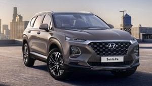 Hyundai Santa Fe w nowej odsłonie