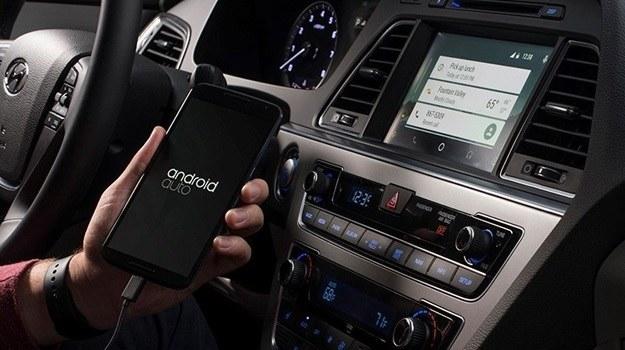 Hyundai Sonata z obsługą Android Auto /Hyundai
