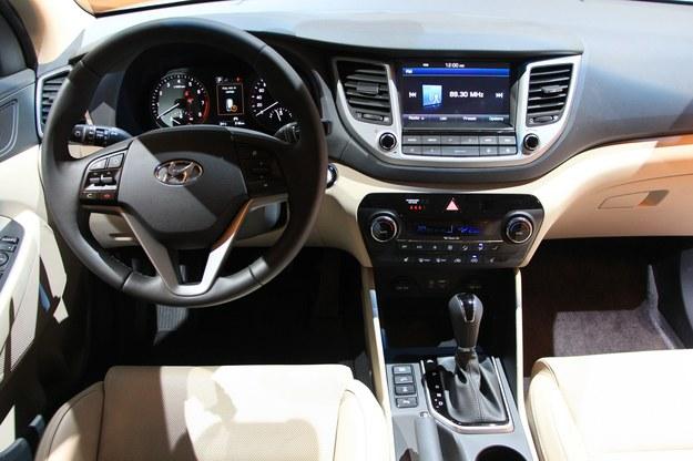 Hyundai Tucson /magazynauto.pl