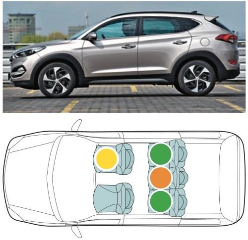 Hyundai Tucson /Motor