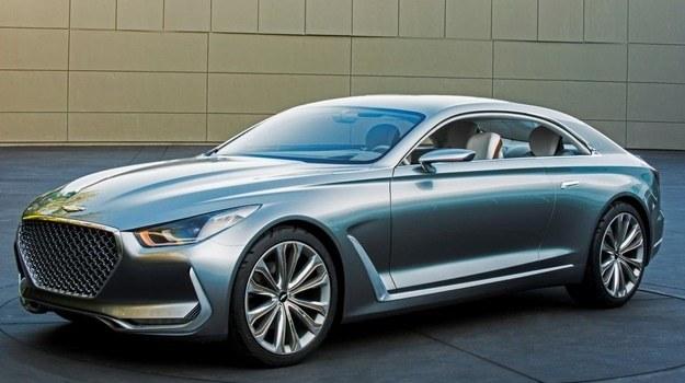Hyundai Vision G Concept Coupe /Hyundai