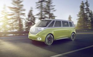 I.D. BUZZ - rewolucja od Volkswagena