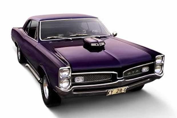 ... i GTO z lat sześćdziesiątych / kliknij /INTERIA.PL
