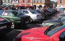 ...i na rynku w Zamościu /INTERIA.PL