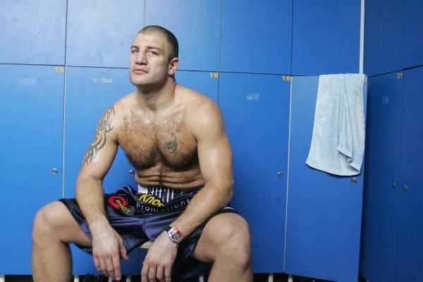 ...i Tomasz Bonin w sobotę będą walczyć w Chicago Fot. Maciej Śmiarowski /Agencja Przegląd Sportowy