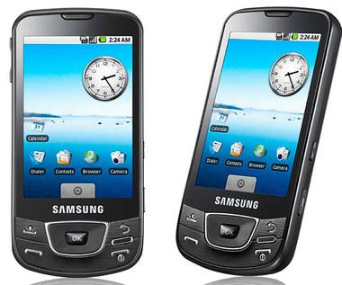 i7500 - to był pierwszy Samsung z Androidem