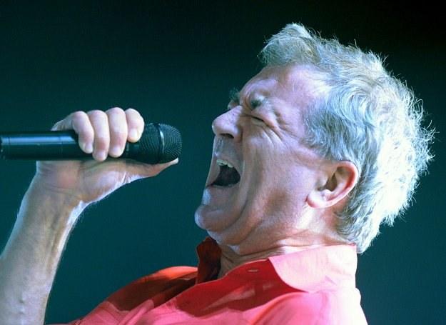 Ian Gillan dołączył do Deep Purple w 1969 roku /arch. AFP