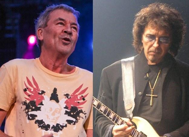 Ian Gillan i Tony Iommi znów razem współpracują - fot. Bartosz Nowicki / www.bartosznowicki.pl /INTERIA.PL