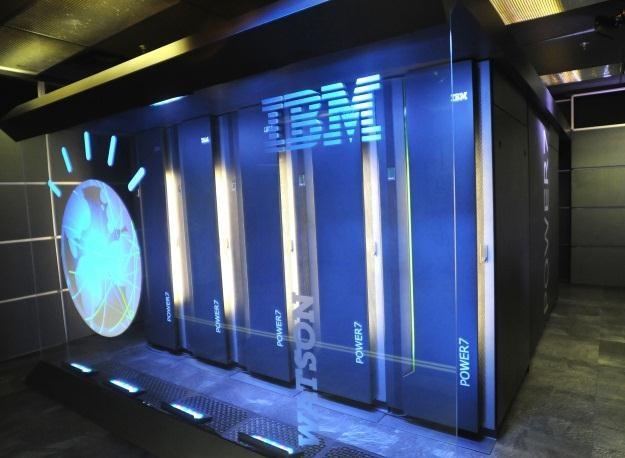 IBM Watson będzie pomagał lekarzom w leczeniu nowotworów /AFP